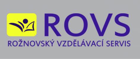 Logo firmy: ROVS-Rožnovský vzdělávací servis s.r.o.