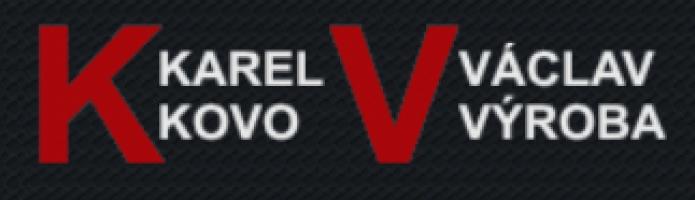 Logo firmy: KV KOVOVÝROBA s.r.o.
