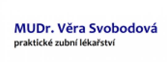 Logo firmy: MUDr. Věra Svobodová