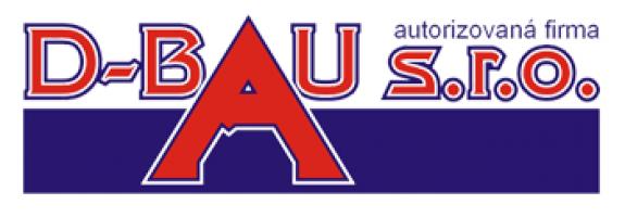 Logo firmy: D - BAU s.r.o.