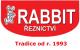 Logo firmy: RABBIT Trhový Štěpánov a.s. - Mladá Boleslav - Kosmonosy