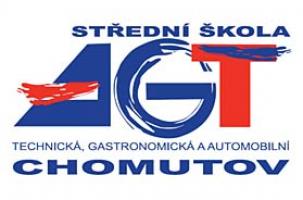 Logo firmy: Střední škola technická, gastronomická a automobilní, Chomutov, příspěvková organizace
