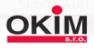 Logo firmy: OKIM spol. s r.o.