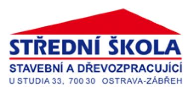 Logo firmy: Střední škola stavební a dřevozpracující, Ostrava, příspěvková organizace