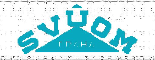 Logo firmy: SVÚOM s.r.o.
