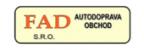 Logo firmy: FAD spol. s r.o.