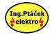 Logo firmy: Ing. Ptáček - Elektro, s.r.o.