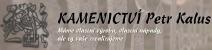 Logo firmy: Petr Kalus - kamenictví