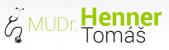 Logo firmy: MUDr. Tomáš Henner - praktický lékař pro dospělé