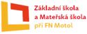 Logo firmy: Základní škola a Mateřská škola při FN Motol, Praha