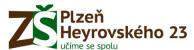 Logo firmy: Základní škola, Plzeň, Heyrovského 23