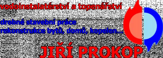 Logo firmy: Jiří Prokop - instalatérství