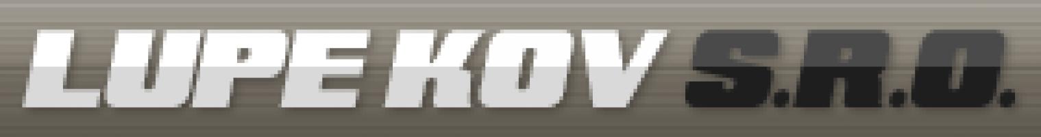 Logo firmy: LUPE KOV s.r.o.
