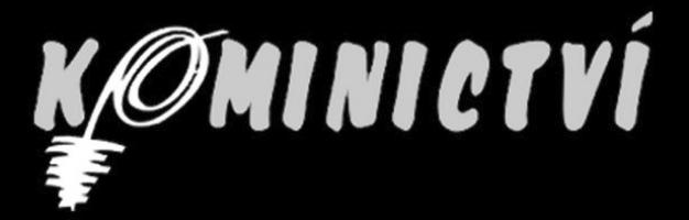 Logo firmy: Kominík Brno s.r.o.