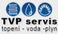 Logo firmy: TVP servis - KV s.r.o.