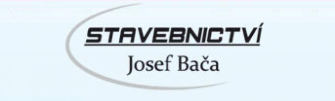 Logo firmy: Stavebnictví Josef Bača s.r.o.
