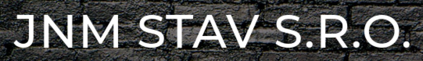 Logo firmy: JNM Stav s.r.o.