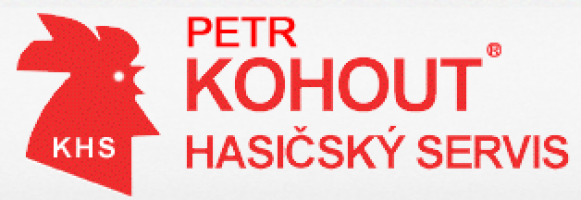 Logo firmy: Kohout Hasičský servis s.r.o.