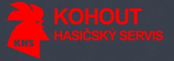 Logo firmy: Kohout Hasičký servis s.r.o.