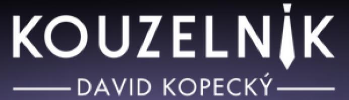 Logo firmy: Kouzelník - David Kopecký