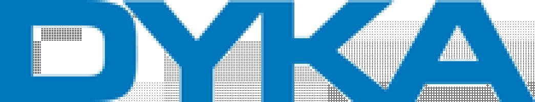 Logo firmy: DYKA s.r.o. - Třeboň