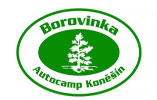 Logo firmy: Autocamp Borovinka