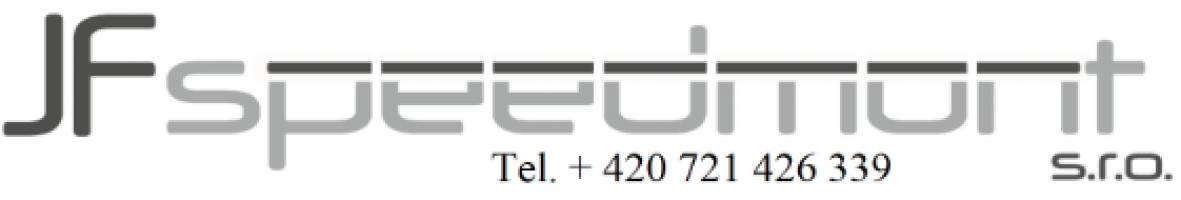 Logo firmy: JFspeedmont, s.r.o.