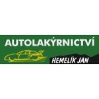 Logo firmy: Jan Hemelík - autolakýrnictví