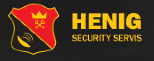 Logo firmy: HENIG - security servis, s.r.o.