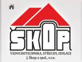 Logo firmy: J. Škop a spol., s.r.o.