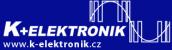Logo firmy: Pavel Kejla - K + elektronik