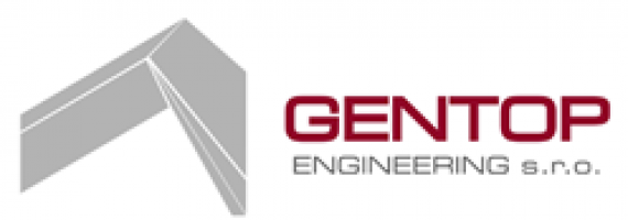 Logo firmy: GENTOP ENGINEERING s.r.o.