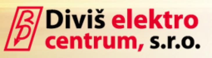 Logo firmy: Diviš elektro centrum s.r.o.