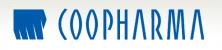 Logo firmy: COOPHARMA s.r.o.