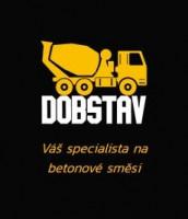 Logo firmy: Petr Dobiáš - DOBSTAV betonárna