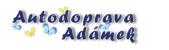 Logo firmy: Autodoprava Adámek