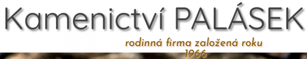 Logo firmy: Kamenictví Palásek