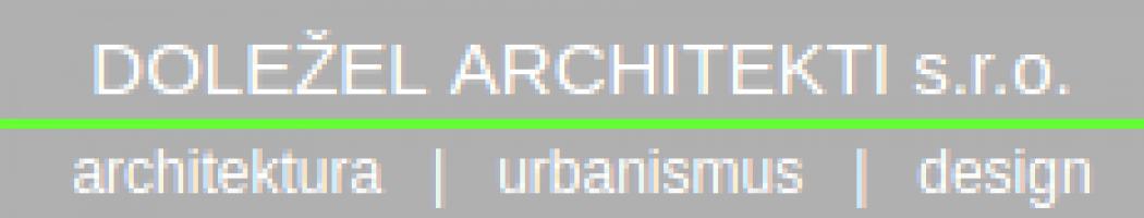 Logo firmy: Doležel architekti, s.r.o.