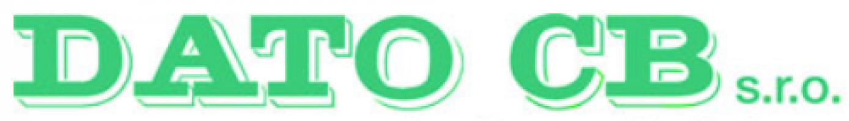 Logo firmy: Dato CB s.r.o.