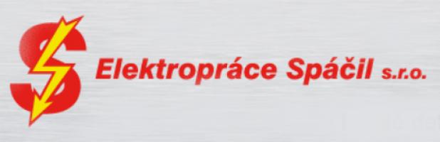 Logo firmy: Elektropráce Spáčil s.r.o.