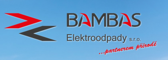 Logo firmy: Bambas elektoodpady s.r.o.