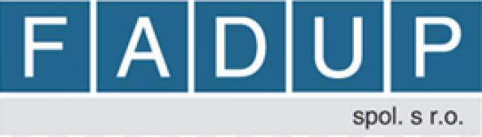 Logo firmy: FADUP, spol. s r.o.