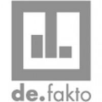 Logo firmy: de.fakto CZ,s.r.o.