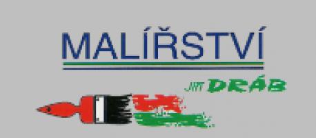 Logo firmy: Jiří Dráb - malířství
