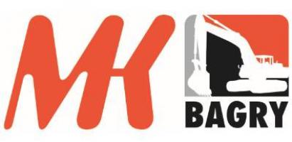 Logo firmy: Martin Křičenský - zemní práce