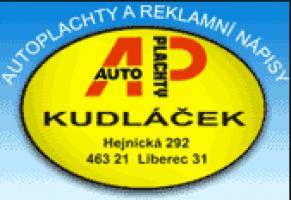Logo firmy: Kamil Kudláček – autoplachty